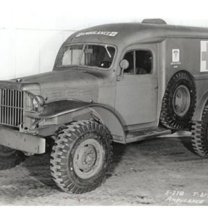 > Dodge WC54 Ambulance