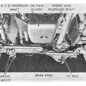 > Front axle