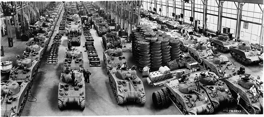 US Military Trucks Wheels and Tracks